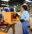 Sure-Grip® EX Countertop and Compac Safety Cabinets for Flammables